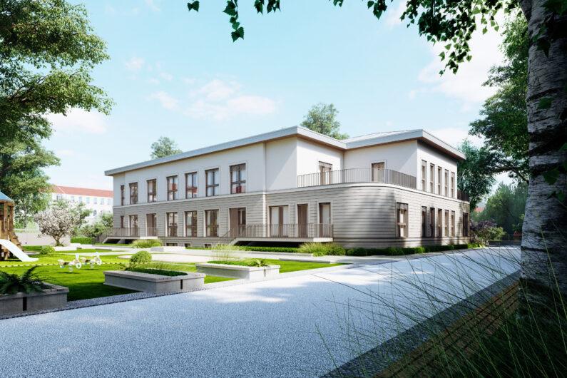 Holsteinstraße 46_Neubau Kita